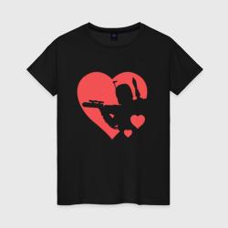 Boba Fett heart