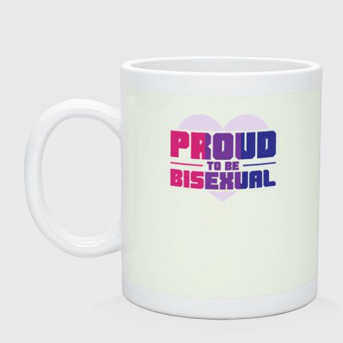 Proud to beBisexual