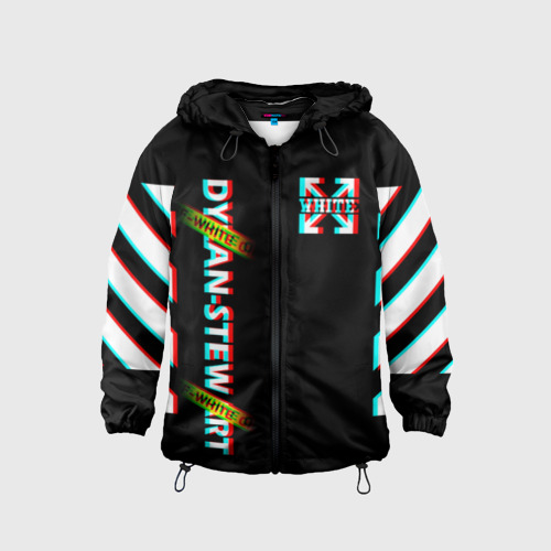 Off-White Black (Glitch).