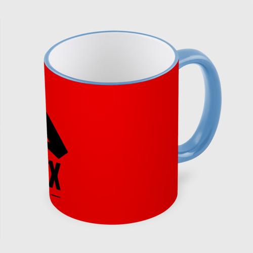 Кружка с полной запечаткой APEX LEGENDS RED