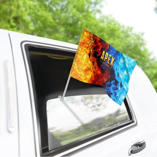 Флаг для автомобиля  Фото 03, APEX LEGENDS