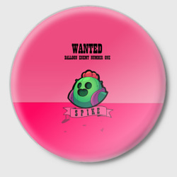 WANTED Spike