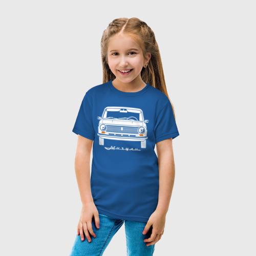 Детская футболка хлопок Жигули Ваз 2101 Фото 01