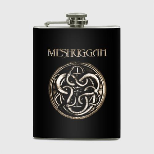 Фляга Meshuggah Фото 01