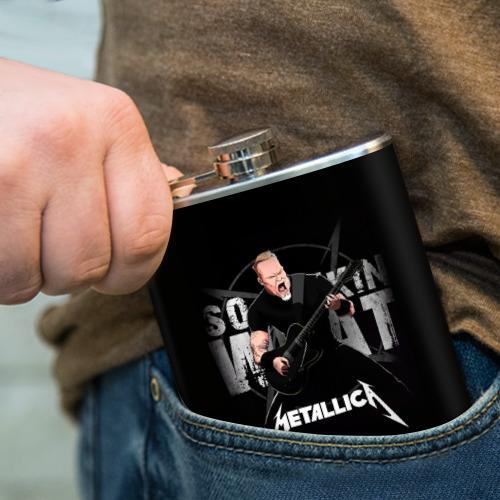 Фляга Metallica Фото 01