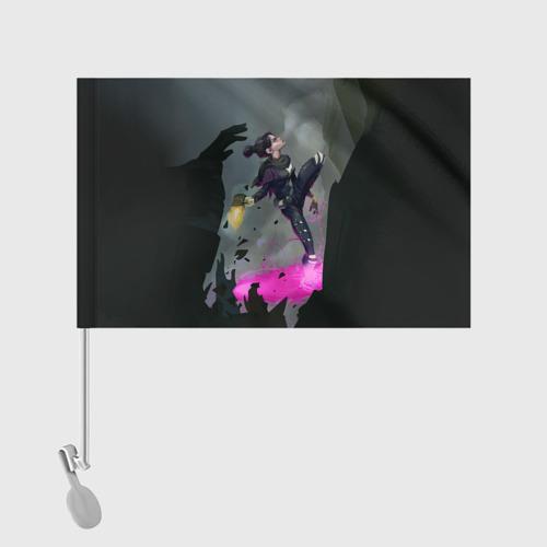 Флаг для автомобиля  Фото 02, APEX LEGENDS - Wraith