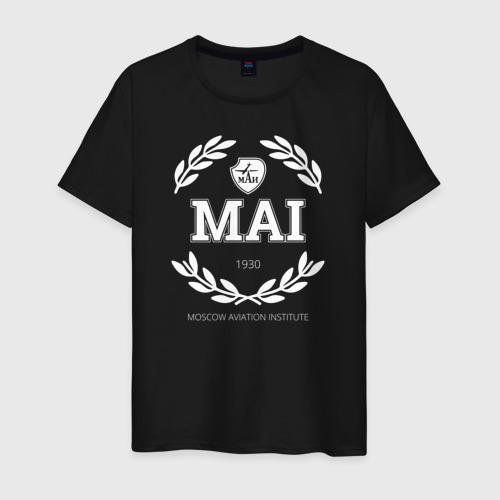 Мужская футболка хлопок MAI