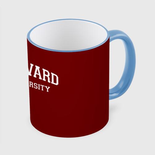Кружка с полной запечаткой Harvard University_девиз