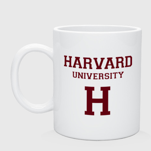 Кружка Harvard University_девиз
