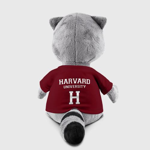 Енотик в футболке 3D Harvard University Фото 01