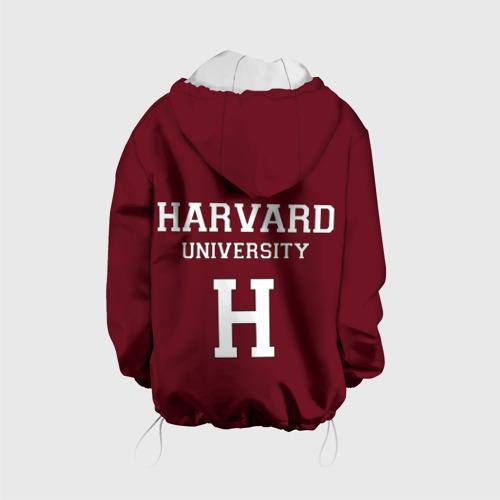 Детская куртка 3D Harvard University Фото 01