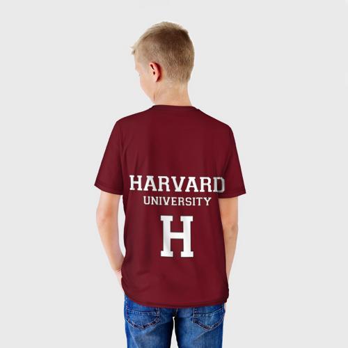 Детская футболка 3D Harvard University Фото 01