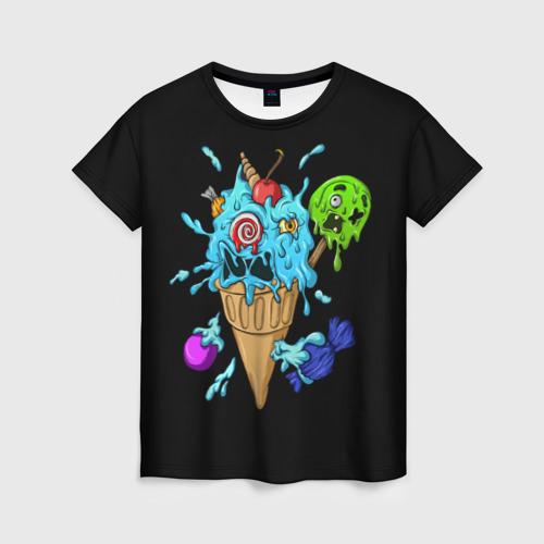 Мороженое Монстр