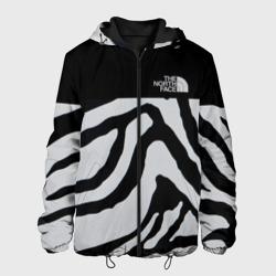 The North Face Zebra Nuptse