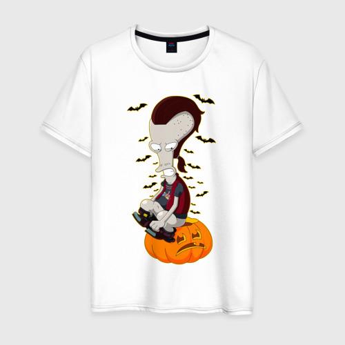 Мужская футболка хлопок Рики Спэниш