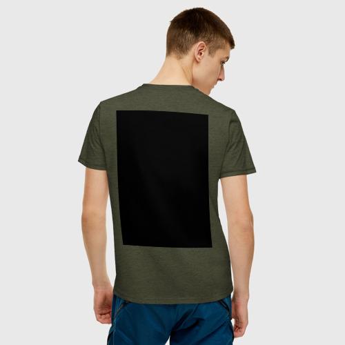 Мужская футболка хлопок Генерал Армии Внуков и Внучек Фото 01
