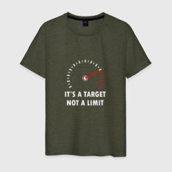 It's a target, not a limit