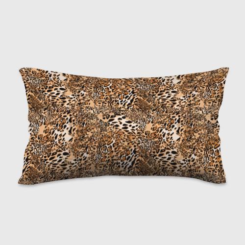 Подушка 3D антистресс Леопард Фото 01