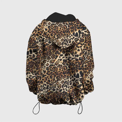 Детская куртка 3D Леопард Фото 01