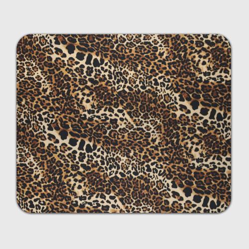 Коврик для мышки прямоугольный Леопард Фото 01