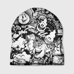 Черно-Белое Граффити