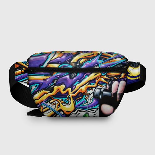 Поясная сумка 3D NEON GRAFFITI Фото 01