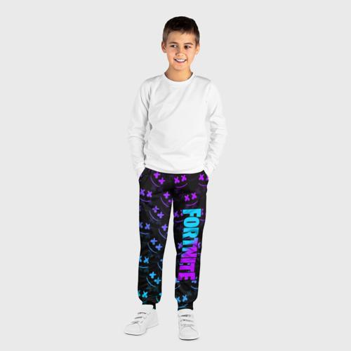 Детские брюки 3D MARSHMELLO Фото 01