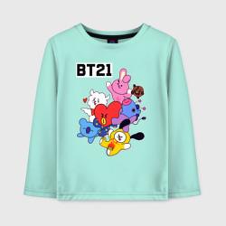 BT21 Mascots