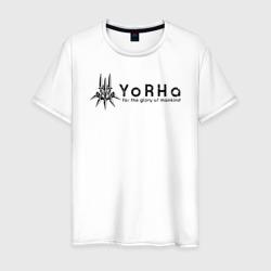 YoRHa Logo