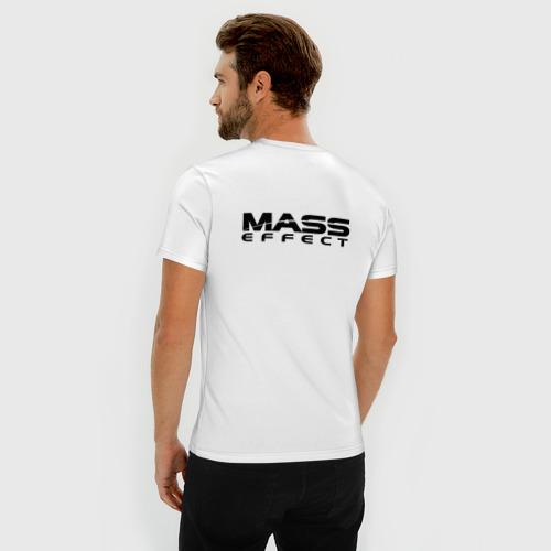 Мужская футболка премиум  Фото 04, MASS EFFECT N7