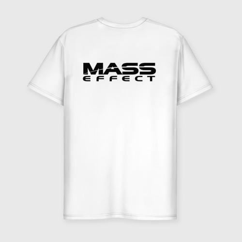 Мужская футболка премиум  Фото 02, MASS EFFECT N7