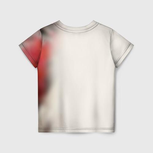 Детская футболка 3D Индейская девушка Фото 01