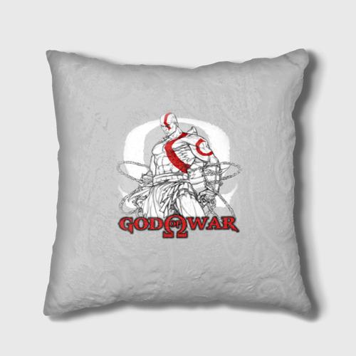 Подушка 3D God of War Фото 01