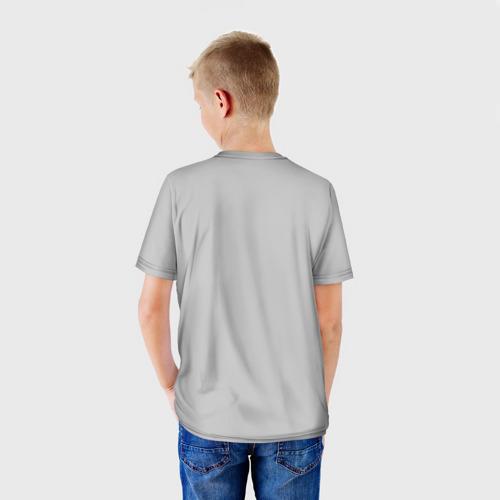 Детская футболка 3D God of War Фото 01