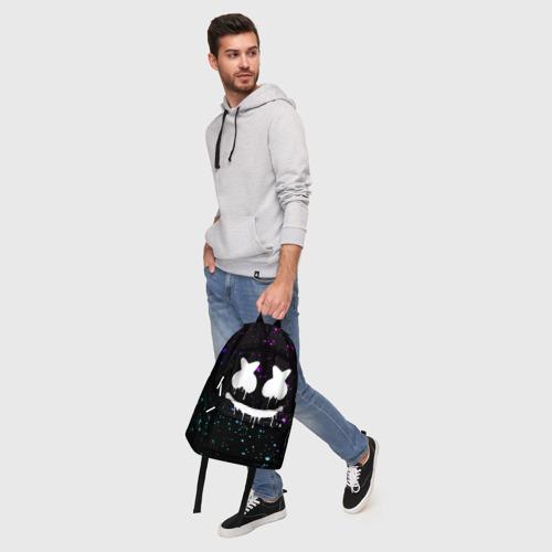 Рюкзак 3D MARSHMELLO Melt Фото 01
