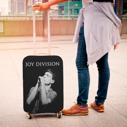 Чехол для чемодана 3D Joy Division Фото 01