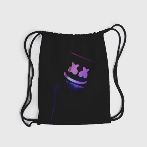 Рюкзак-мешок 3D Маршмелло Фото 01
