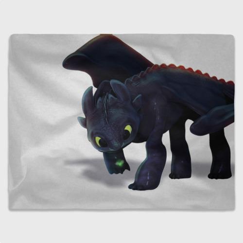 Плед 3D  Фото 03, Как приручить дракона