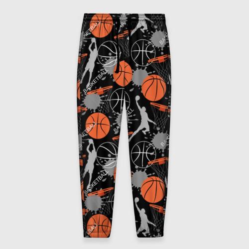 Мужские брюки 3D Basketball Фото 01