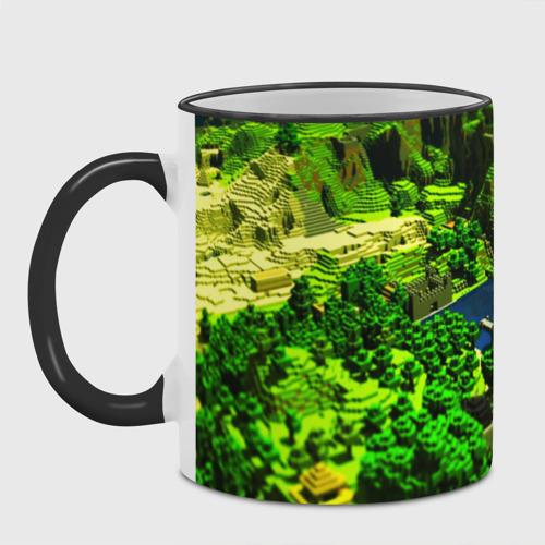 Кружка с полной запечаткой Minecraft Фото 01