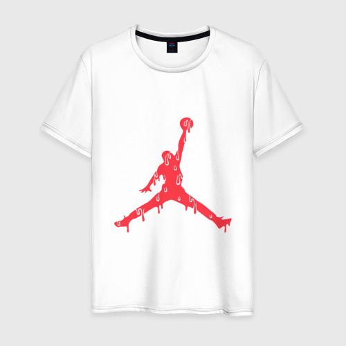 Мужская футболка хлопок Bloody Jordan
