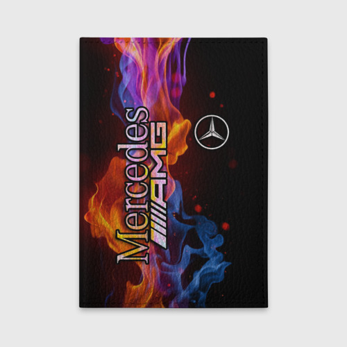 Обложка для автодокументов Mercedes Фото 01