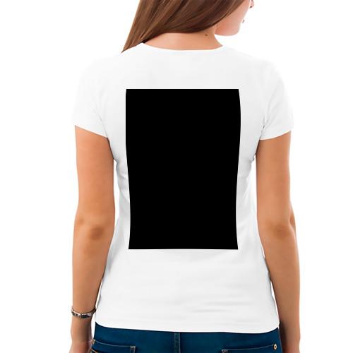 Женская футболка хлопок  Фото 04, Дмт, химия, гормоны
