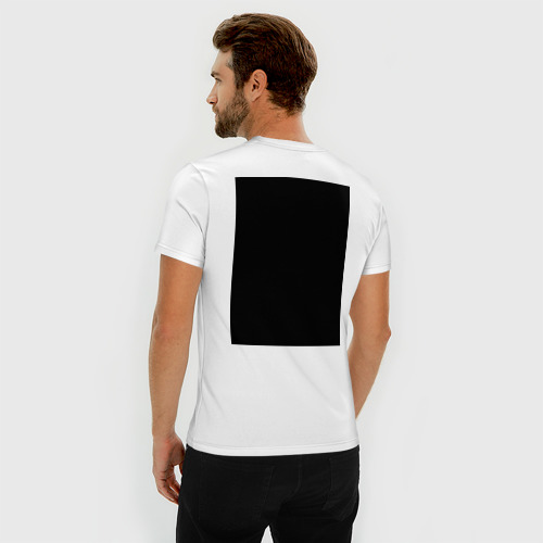 Мужская футболка премиум  Фото 04, Cafe Latte