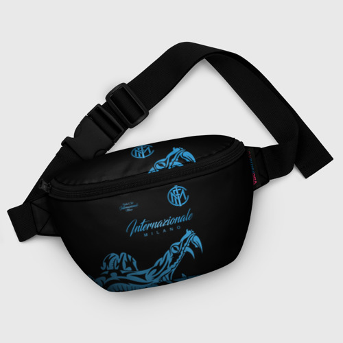 Поясная сумка 3D Интер Милан Фото 01