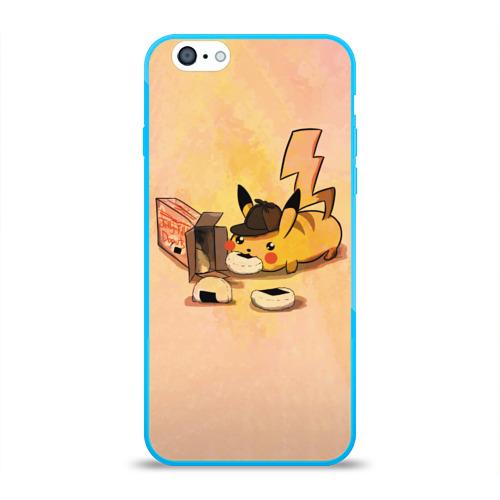 Чехол для iPhone 6/6S глянцевый Детектив Пика Фото 01