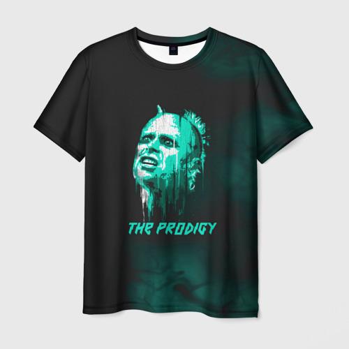 Мужская футболка 3D Prodigy