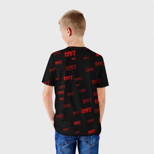 Детская футболка 3D  Фото 02, DAYZ