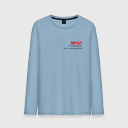 Мужской лонгслив NASA (staff uniform)