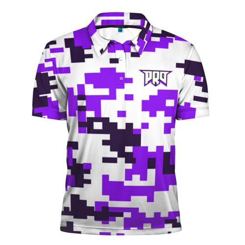 Мужская рубашка поло 3D pro100